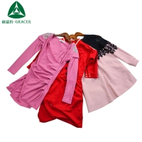 95ad8ca777c Bulk Wholesale used clothes High End Winter Fashion Dress Second Hand  Clothes