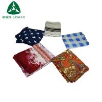 Indian style good quality used clothes Recycling mosquito net for bedroom